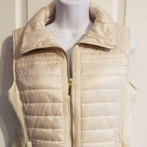 Johnston & Murphy women's Classic Quilted vest